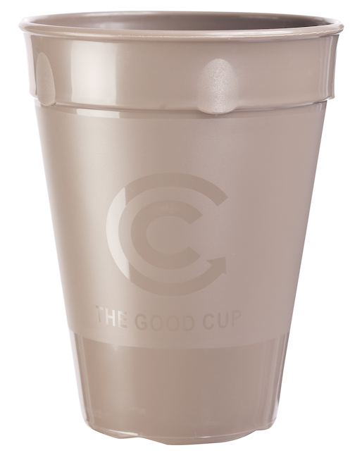The GOOD CUP 300 ml iced coffee