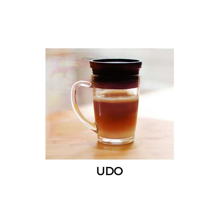 UDO - Lid for any cup